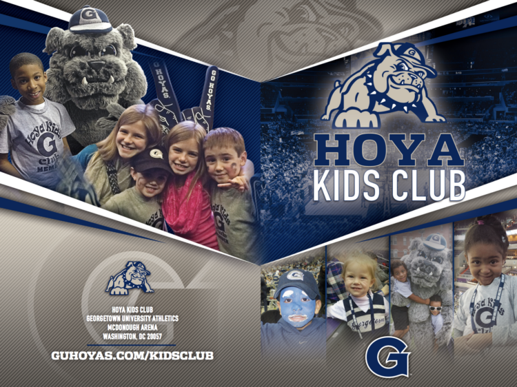 Hoya Kids Club advertisement